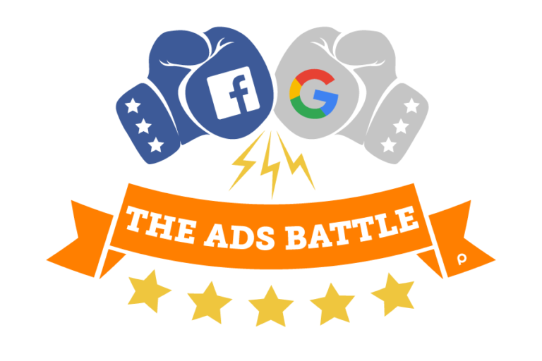 Confronto Facebook Ads e Google Ads