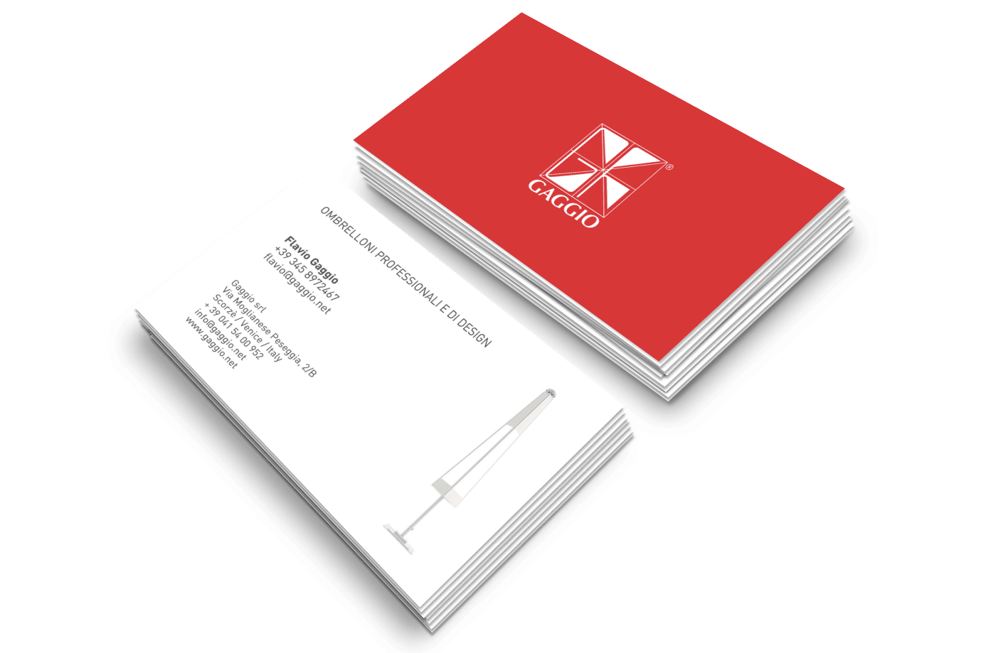 realizzazione business card aziendali