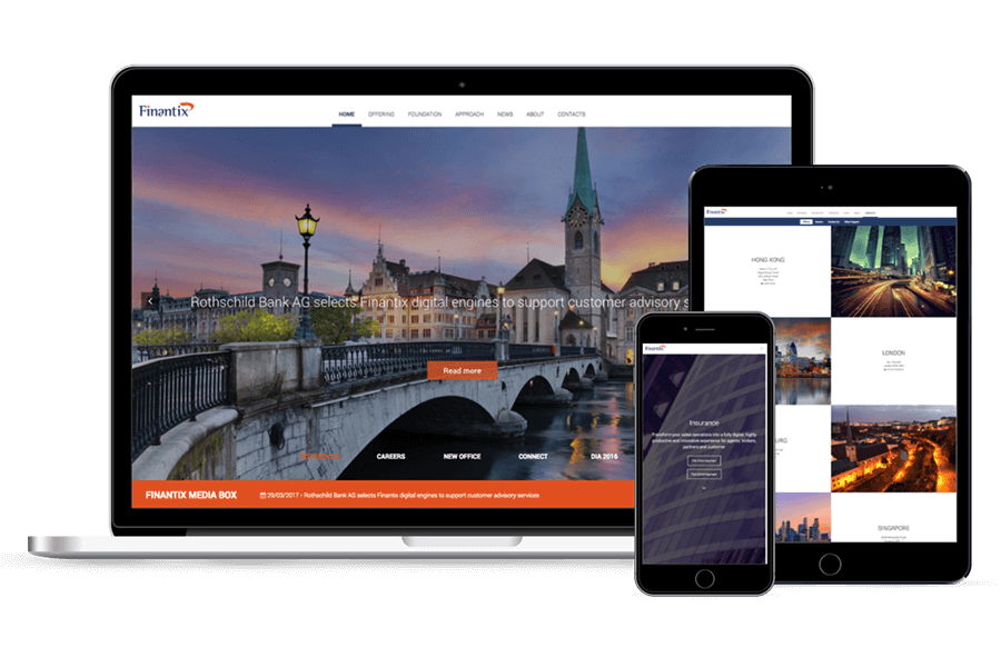 creazione sito web B2B