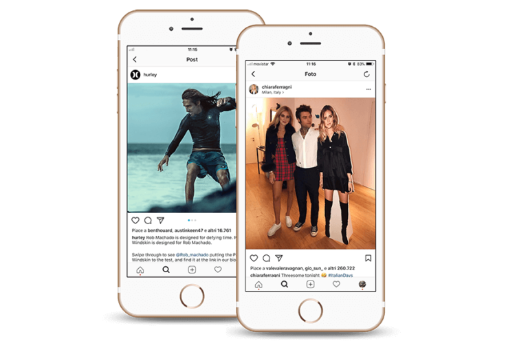 Strategia Instagram Marketing Panese Think Digital