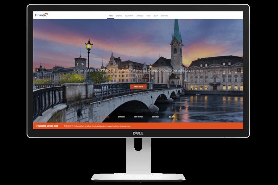 realizzazione sito web B2B