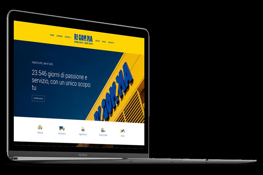 realizzazione sito web aziendale