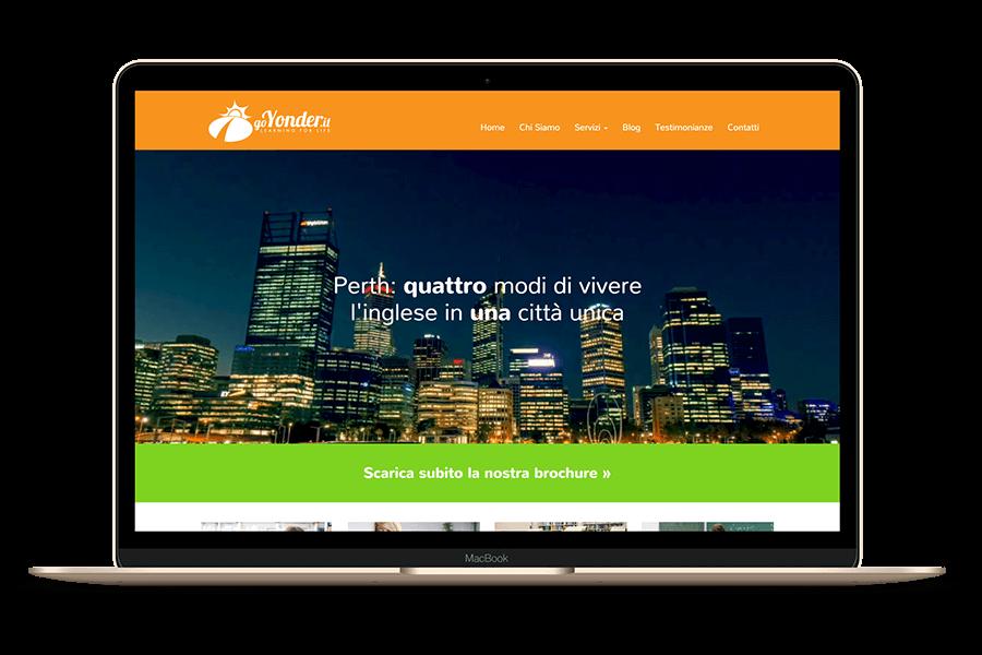 realizzazione sito web e-learning