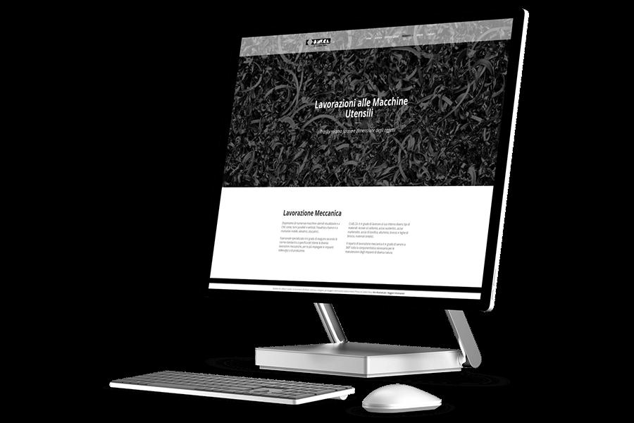 realizzazione sito web officina meccanica