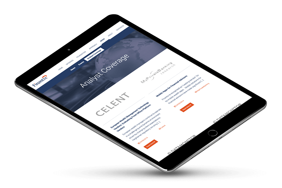 web designer sito B2B